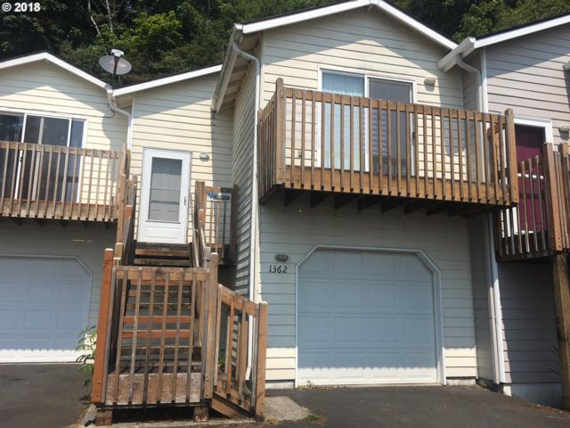 1362 Olney Ave, Astoria, OR 97103 (MLS #18086399) :: The Dale Chumbley Group