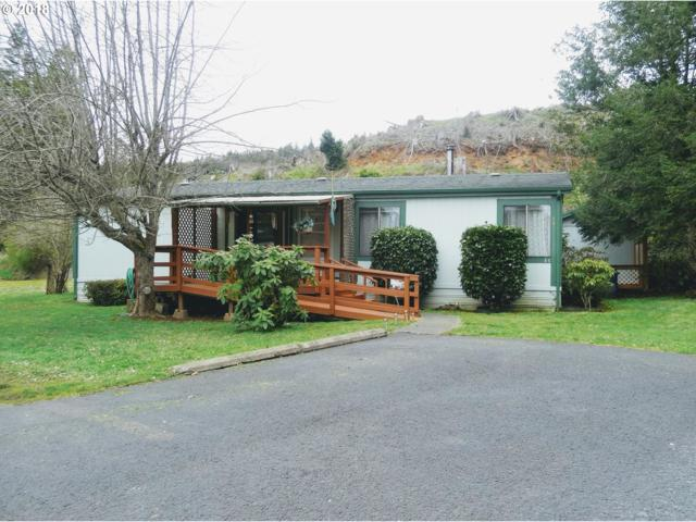 1050 N Cedar Point Rd, Coquille, OR 97423 (MLS #18086663) :: Hatch Homes Group