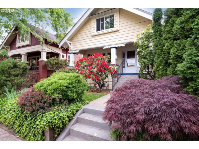 1604 SE 52ND Ave, Portland, OR 97215 (MLS #18087919) :: The Dale Chumbley Group