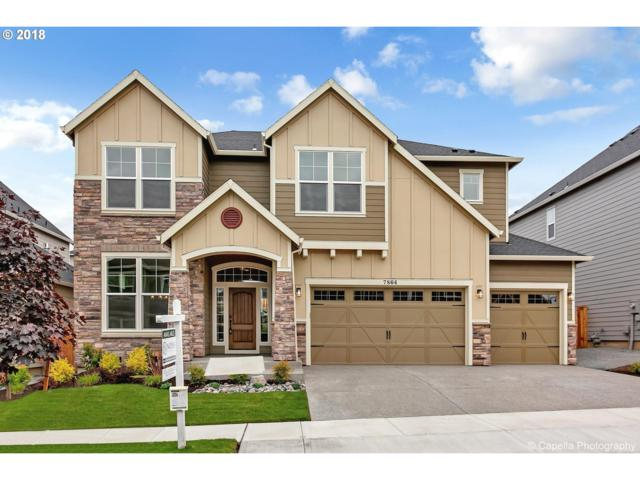 7864 NW 169th Ave, Portland, OR 97229 (MLS #18088279) :: McKillion Real Estate Group