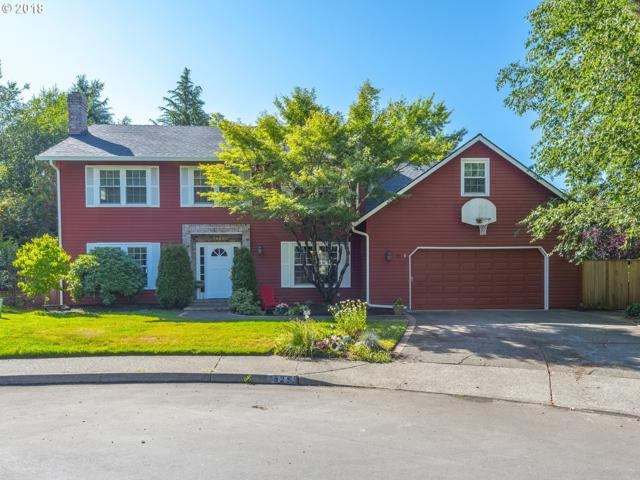 1929 Aztec Ct, West Linn, OR 97068 (MLS #18088376) :: Beltran Properties at Keller Williams Portland Premiere