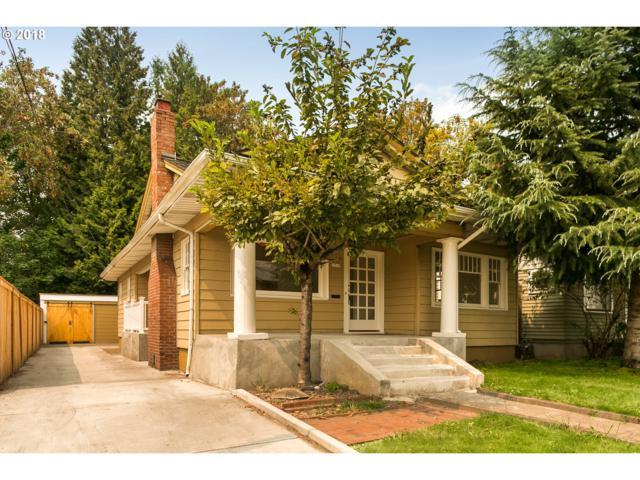 1719 SE Cesar E Chavez Blvd, Portland, OR 97214 (MLS #18088454) :: McKillion Real Estate Group