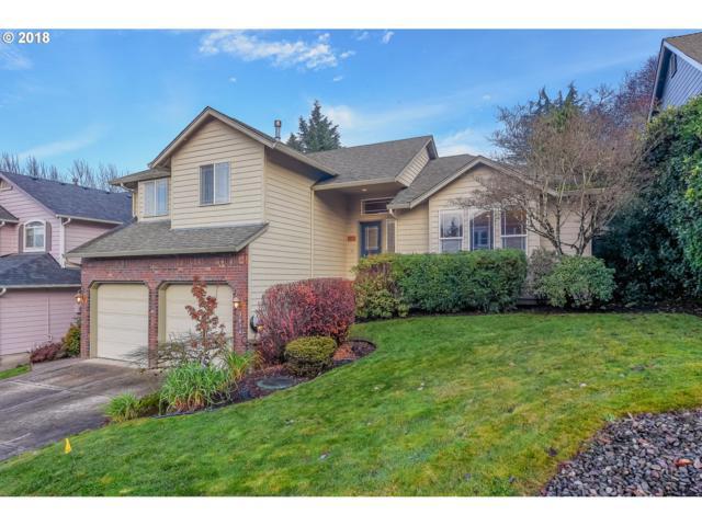 3614 NW Benita Dr, Camas, WA 98607 (MLS #18088678) :: Matin Real Estate