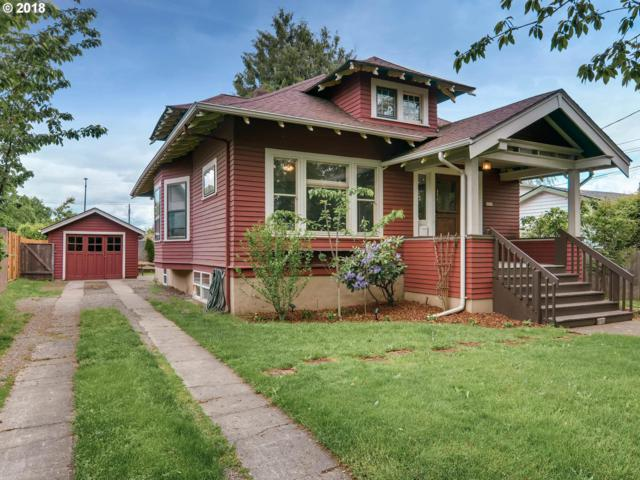 5709 SE Lafayette St, Portland, OR 97206 (MLS #18088710) :: The Dale Chumbley Group