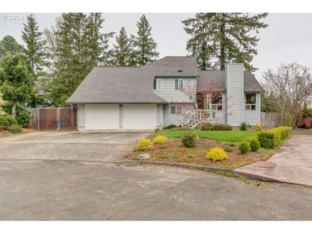 2816 NE 153RD Cir, Vancouver, WA 98686 (MLS #18089424) :: Matin Real Estate