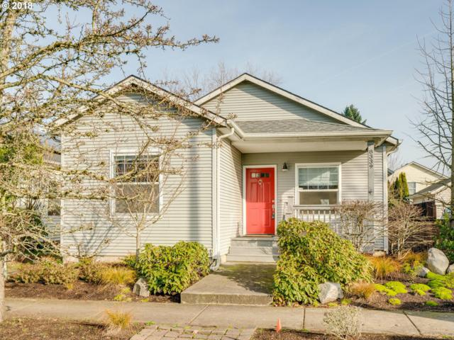 8339 N Hendricks St, Portland, OR 97203 (MLS #18089453) :: Next Home Realty Connection