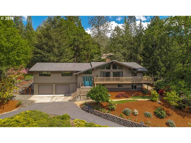 572 Wild Fern Dr, Winchester, OR 97495 (MLS #18089601) :: Keller Williams Realty Umpqua Valley