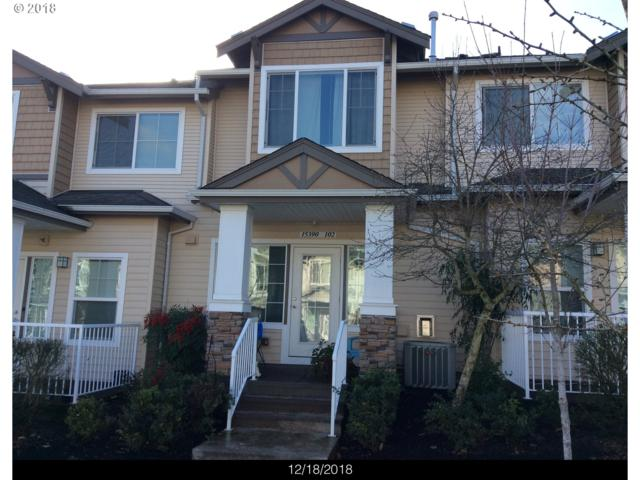 15390 SW Mallard Dr #102, Beaverton, OR 97007 (MLS #18091611) :: Change Realty