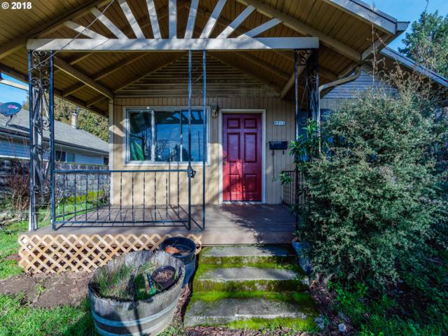 9711 SE Claybourne St, Portland, OR 97266 (MLS #18091637) :: Next Home Realty Connection
