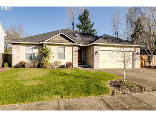 1640 W 15TH Ave, Junction City, OR 97448 (MLS #18092036) :: Harpole Homes Oregon