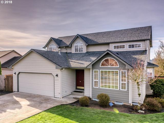 630 E Pioneer Loop, La Center, WA 98629 (MLS #18092690) :: Cano Real Estate