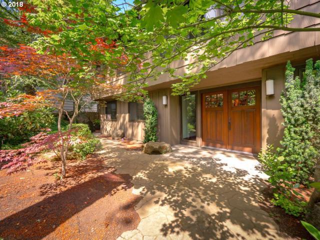 686 Ridgeway Rd, Lake Oswego, OR 97034 (MLS #18092964) :: Matin Real Estate