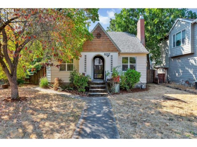 8217 N Foss Ave, Portland, OR 97203 (MLS #18093617) :: Next Home Realty Connection