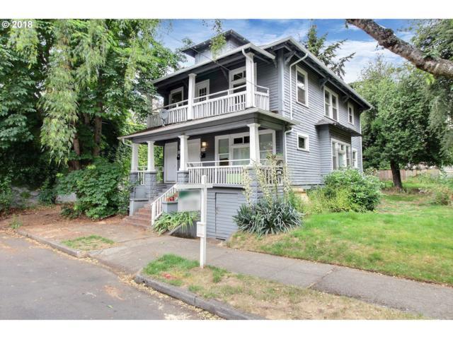 1115 N Beech St, Portland, OR 97227 (MLS #18093840) :: Hatch Homes Group