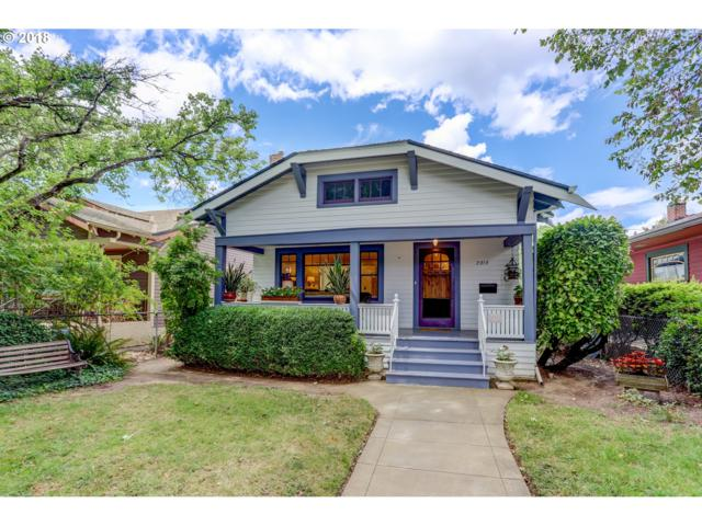 2313 SE Elliott Ave, Portland, OR 97214 (MLS #18094025) :: Hatch Homes Group