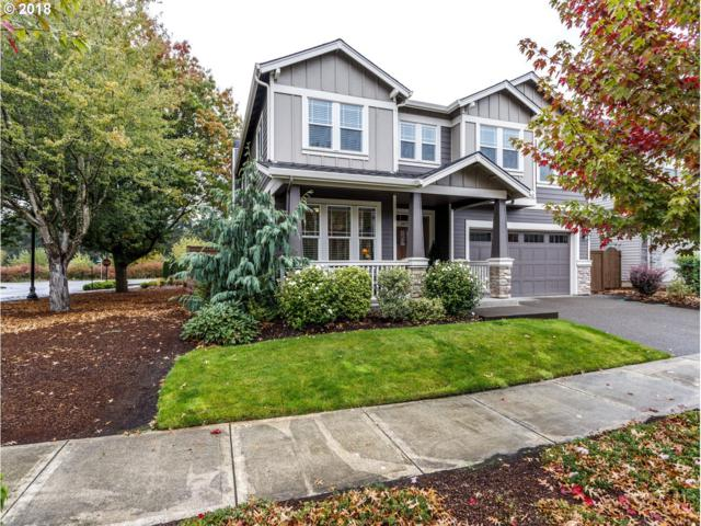 28975 SW San Remo Ave, Wilsonville, OR 97070 (MLS #18094298) :: Portland Lifestyle Team