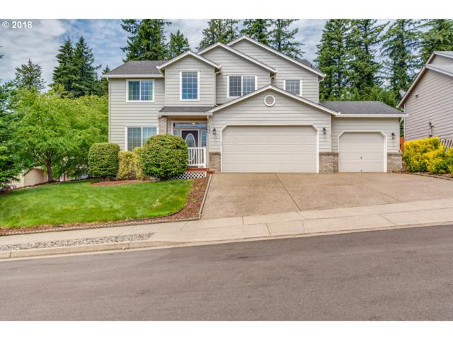 727 NE 42ND Cir, Camas, WA 98607 (MLS #18094471) :: The Dale Chumbley Group