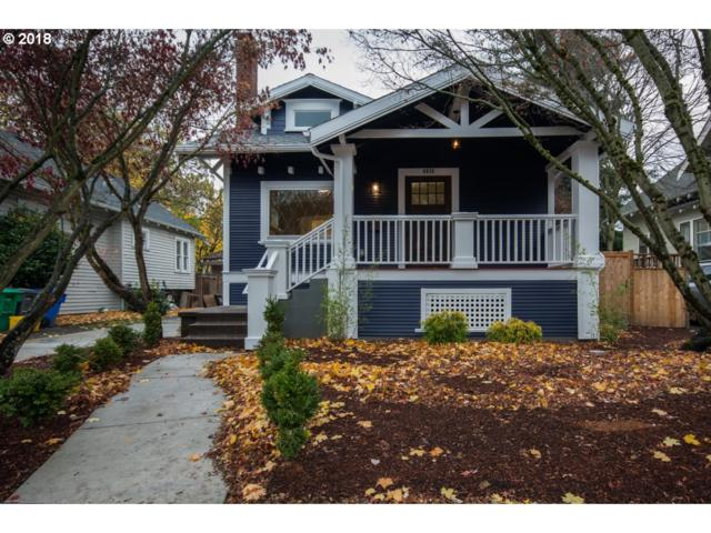 4036 SE Grant St, Portland, OR 97214 (MLS #18094524) :: The Liu Group