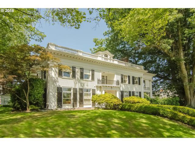 1961 SW Vista Ave, Portland, OR 97201 (MLS #18094939) :: R&R Properties of Eugene LLC