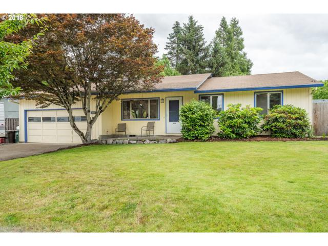 3052 SE Bridgeside Way, Hillsboro, OR 97123 (MLS #18095370) :: Hillshire Realty Group