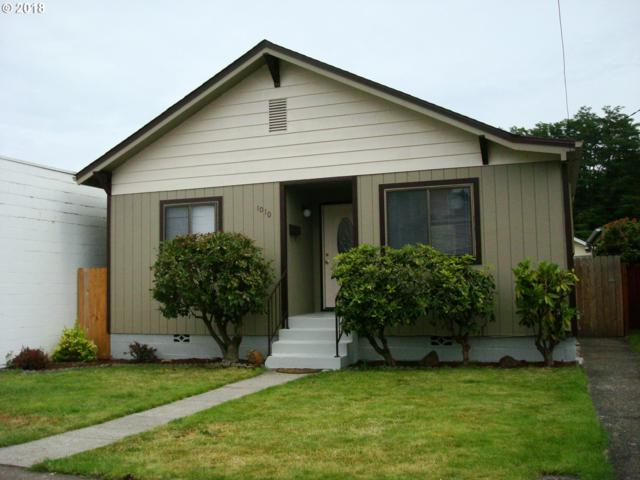 1010 N 2ND Ave, Kelso, WA 98626 (MLS #18095419) :: The Sadle Home Selling Team
