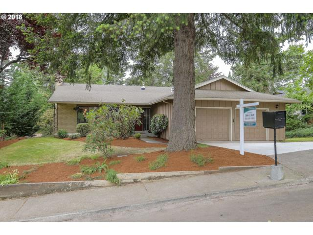 12030 NW Big Fir Cir, Portland, OR 97229 (MLS #18095972) :: Portland Lifestyle Team