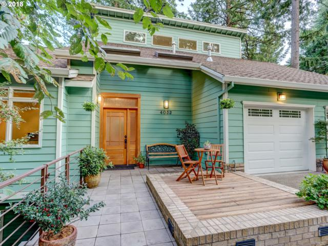 4032 SW Hewett Blvd, Portland, OR 97221 (MLS #18096895) :: Hatch Homes Group