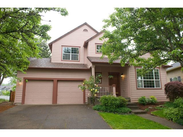 15195 NW Moresby Ct, Portland, OR 97229 (MLS #18097459) :: Next Home Realty Connection