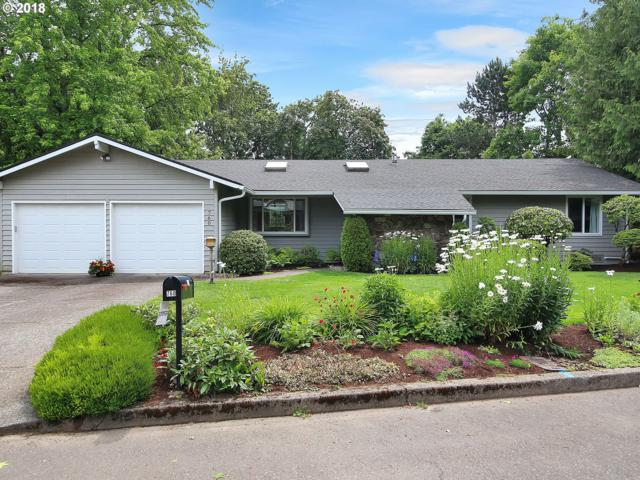 760 Timberline Dr, Lake Oswego, OR 97034 (MLS #18097519) :: Premiere Property Group LLC