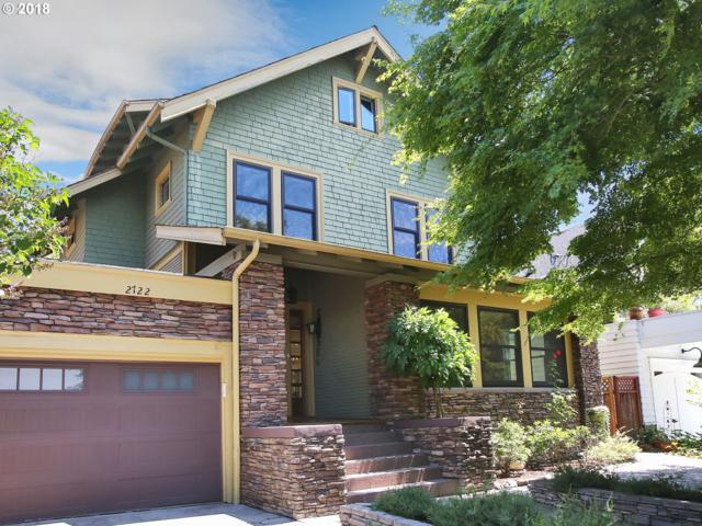 2722 NE 15TH Ave, Portland, OR 97212 (MLS #18097650) :: The Sadle Home Selling Team