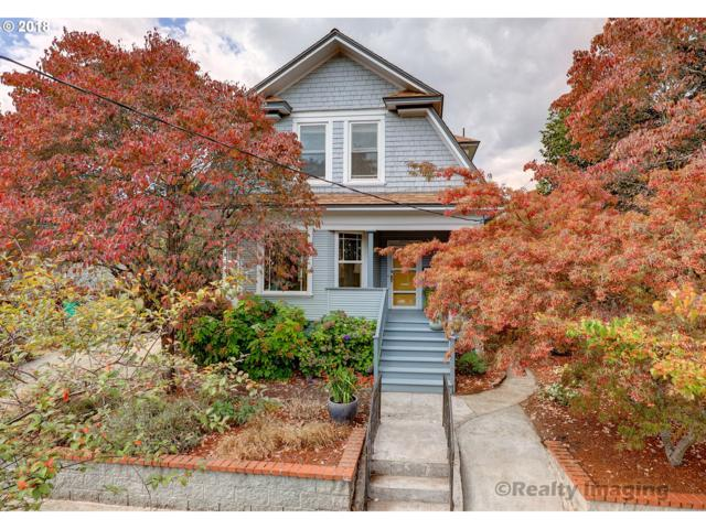6427 NE 8TH Ave, Portland, OR 97211 (MLS #18097696) :: The Dale Chumbley Group