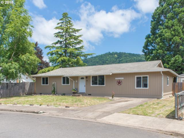10 N Everly St, Lowell, OR 97452 (MLS #18097907) :: Song Real Estate