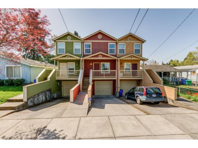 11754 SE Pine St, Portland, OR 97216 (MLS #18098191) :: The Sadle Home Selling Team