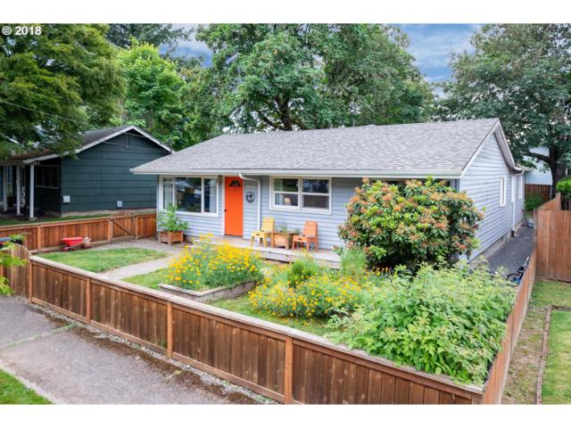 10005 N Tioga Ave, Portland, OR 97203 (MLS #18098325) :: Hatch Homes Group