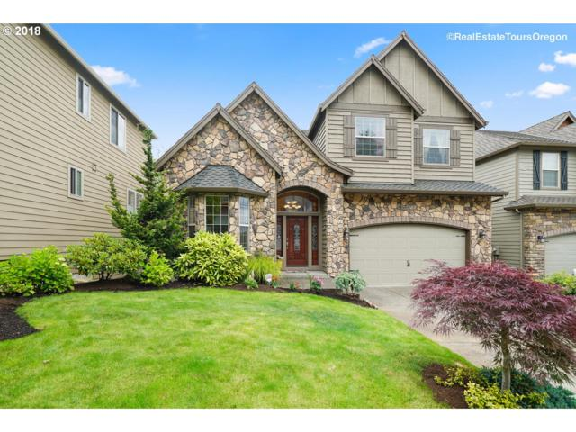 8714 NW Savoy Ln, Portland, OR 97229 (MLS #18098631) :: Hatch Homes Group