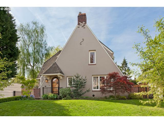 2826 NE Brazee St, Portland, OR 97212 (MLS #18098818) :: Hatch Homes Group