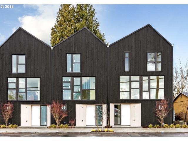 5755 E Burnside St, Portland, OR 97215 (MLS #18099288) :: Hatch Homes Group