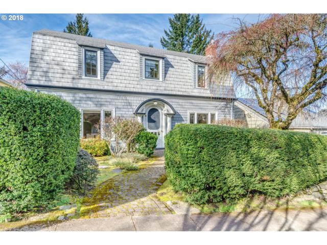 2855 NW Raleigh St, Portland, OR 97210 (MLS #18100002) :: Next Home Realty Connection