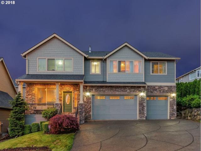 1719 NE 72ND Cir, Vancouver, WA 98665 (MLS #18100233) :: The Sadle Home Selling Team