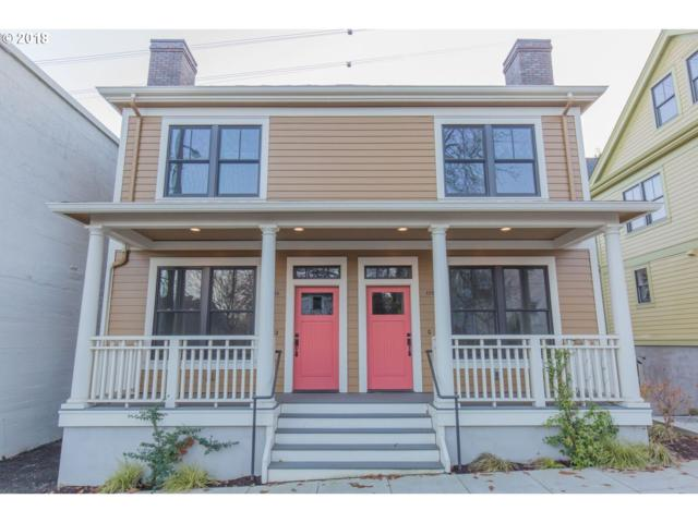 128 SW Grover St #2, Portland, OR 97239 (MLS #18100431) :: Next Home Realty Connection