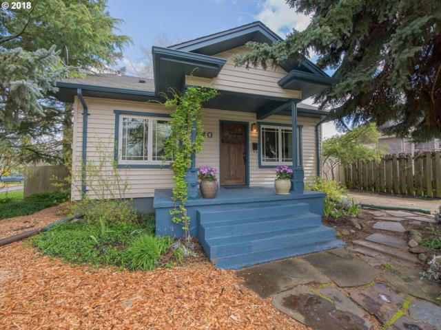 3640 NE 68TH Ave, Portland, OR 97213 (MLS #18101918) :: Next Home Realty Connection