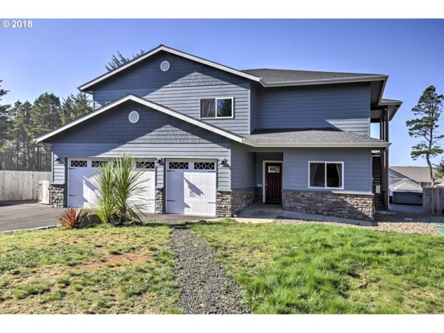 11355 NE Coos St, Newport, OR 97365 (MLS #18102456) :: The Sadle Home Selling Team