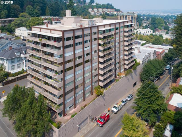 2323 SW Park Pl #805, Portland, OR 97205 (MLS #18102545) :: Townsend Jarvis Group Real Estate