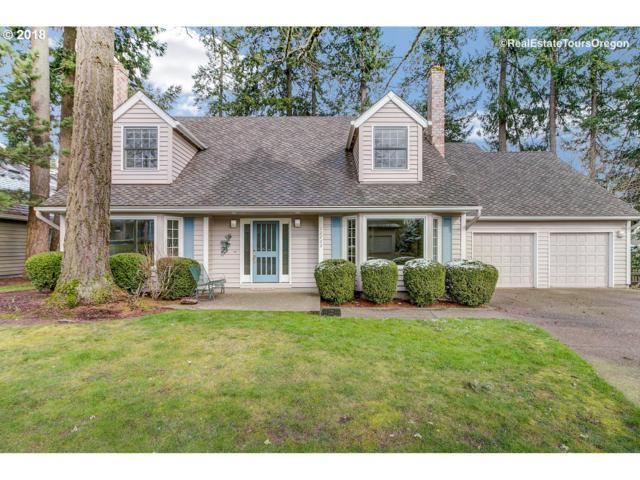 13733 SW Hiteon Dr, Beaverton, OR 97008 (MLS #18102699) :: Matin Real Estate