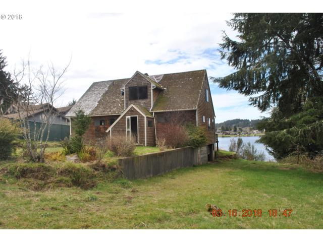 3663 NE East Devils Lake Rd, Otis, OR 97368 (MLS #18103094) :: Harpole Homes Oregon