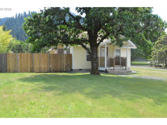 47530 School St, Oakridge, OR 97463 (MLS #18103201) :: Song Real Estate