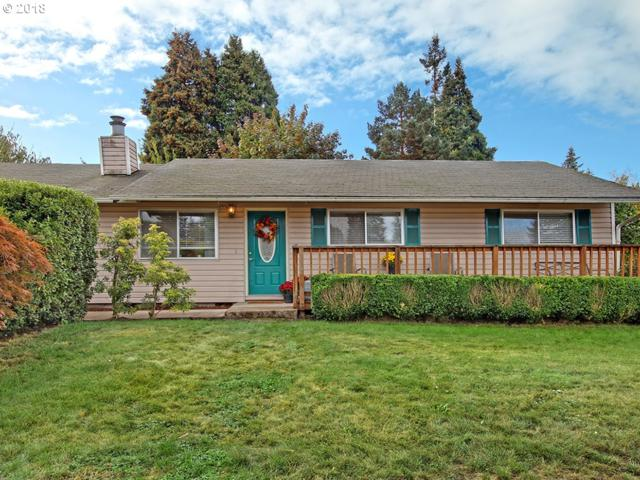 280 NW Dale St, Hillsboro, OR 97124 (MLS #18103484) :: Premiere Property Group LLC
