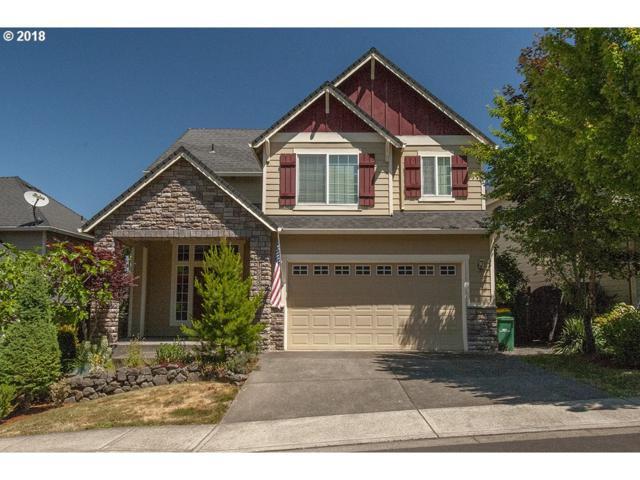 17557 SW Loma Vista St, Beaverton, OR 97007 (MLS #18104214) :: Portland Lifestyle Team