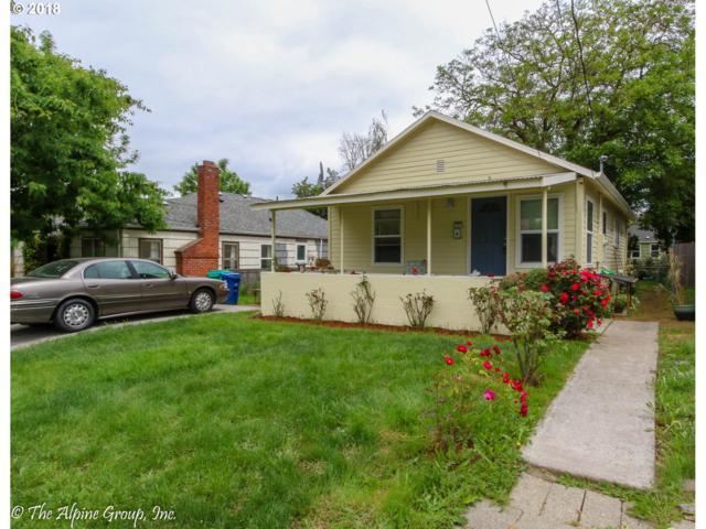 9302 N Chicago Ave, Portland, OR 97203 (MLS #18104325) :: Team Zebrowski