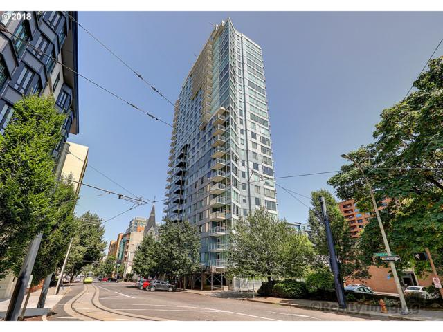 1500 SW 11TH Ave #1203, Portland, OR 97201 (MLS #18104804) :: McKillion Real Estate Group